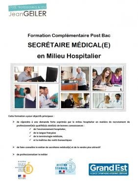 Secretariat medical Geiler